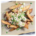 Happy fryday yall! Beer Cheese covered Paprika Roasted Wedges uphellip
