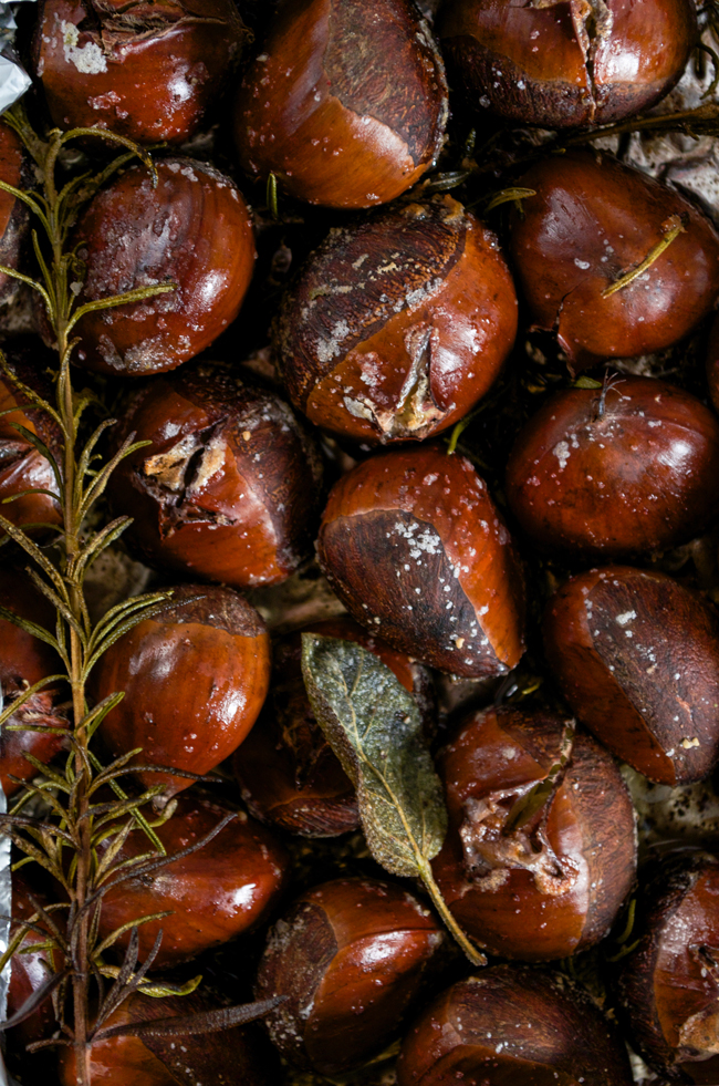Can Roasted Chestnuts Room Temperature