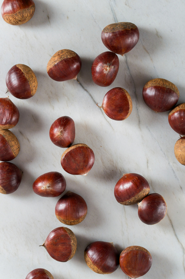 how to make chestnuts in oven